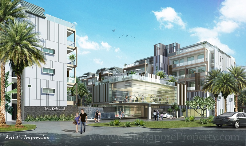 Park Rosewood :: By Kensington Singapore Developer